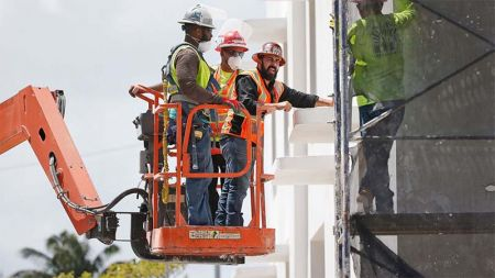 Recession Hits Construction