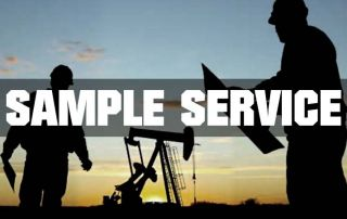 Sample Oil and Gas Service